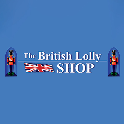 Logo The British Lolly Shop